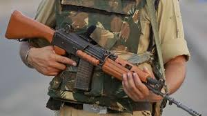 Borders Cannot Be Secured With Outdated Rifles, Find The Funds Fast