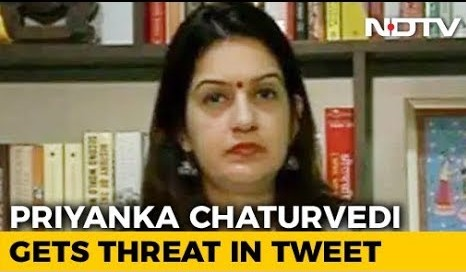 Thanks Priyanka Chaturvedi For Taking On The Trolls The Legal Way