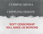 Curbing Media