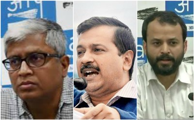 Double Jolt Makes AAP A Truly One-Man Show