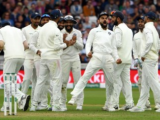 Finally, India Prove Their Mettle At Trent Bridge