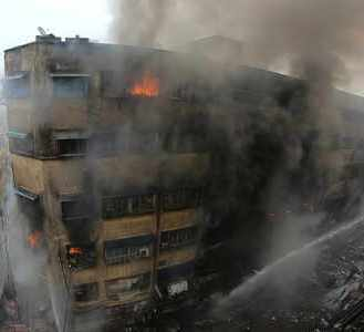 Another Disaster in Kolkata: Fire At Bagree Market