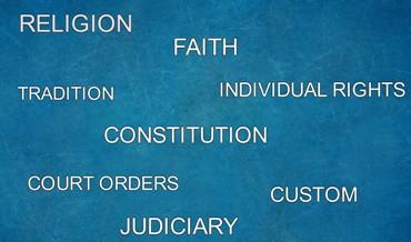 LAW VS FAITH