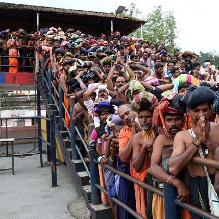 Mobocracy At Sabarimala Makes A Mockery Of The SC Judgment