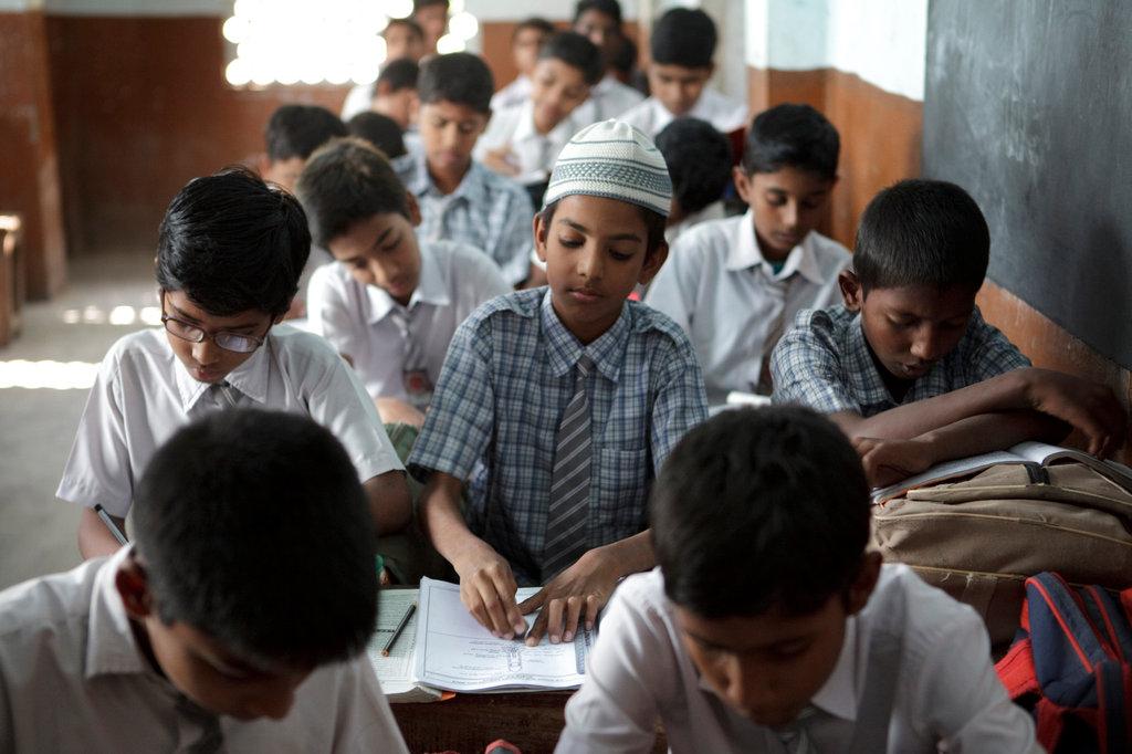 Delhi: Segregating Children In School By their Religion