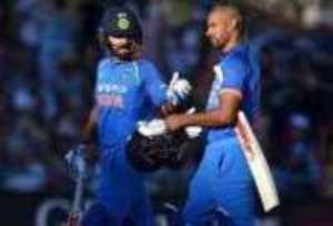 Napier ODI: Bizarre Stoppage No Hurdle For The Indian Team