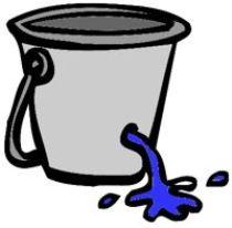 bucket-hole