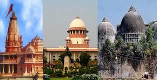Ayodhya: SC Exploring Mediation Before Final Hearing