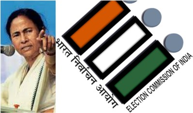 Mamata Banerjee Takes On Election Commission, Again