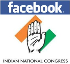 Facebook Charges Congress IT Cell With