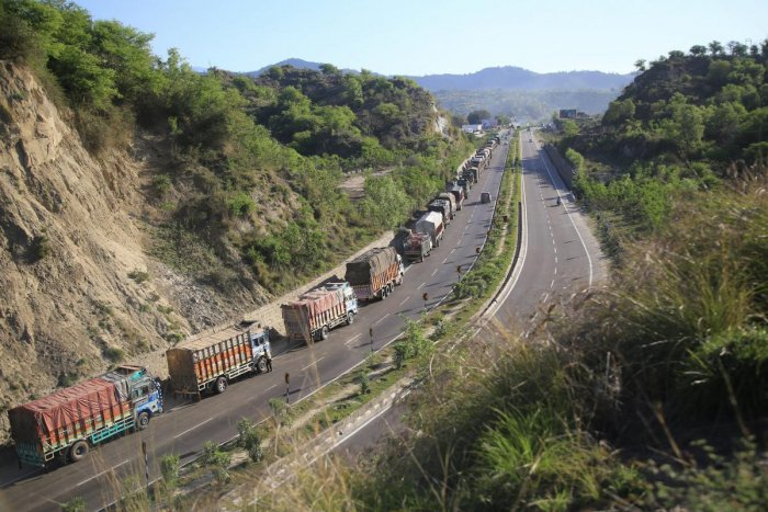 J&K: Closing National Highways Is Counter-Productive