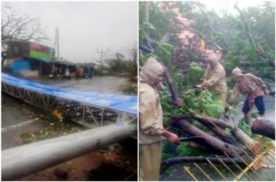 Cyclone Fani: Responding To Nature's Fury