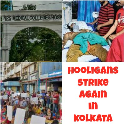 Hooliganism Rears Its Head Again In Kolkata