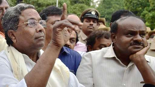 Karnataka Headed For Mid-Term Polls