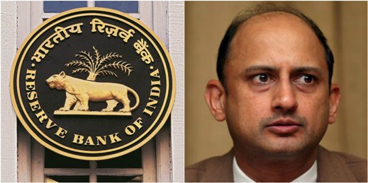 RBI: Viral Acharya Resigns Months Before End Of Term
