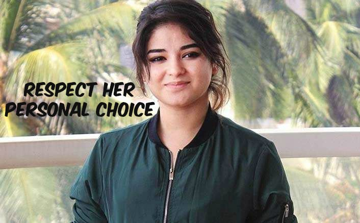 Zaira Wasim: Awakening At A Young Age