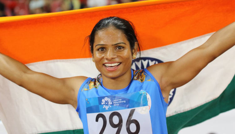Dutee Chand Comes Back Stronger