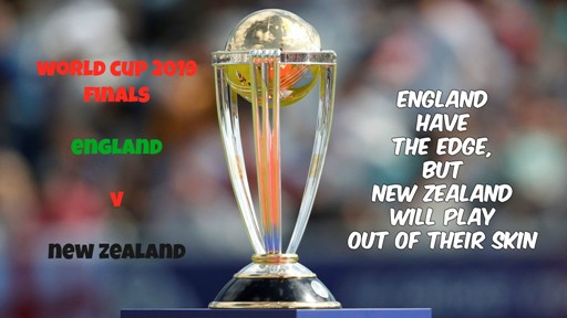 World Cup Final: England Have The Edge