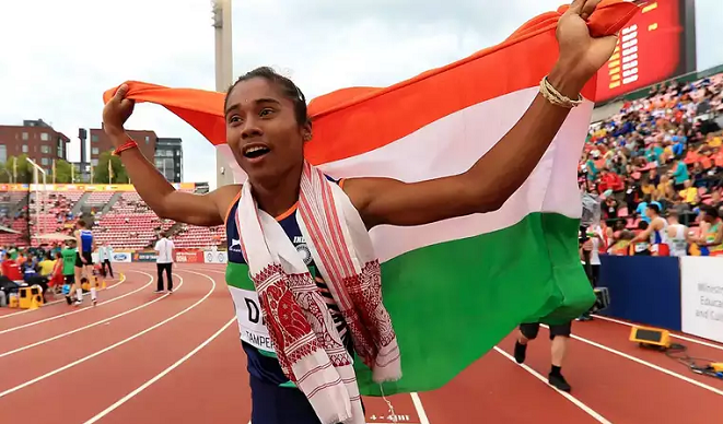 Hima Das: Consistency Shows Her Greatness