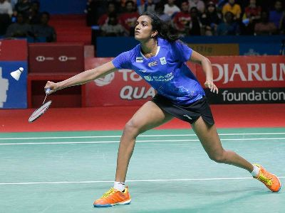PV Sindhu And Tournament Finals: Not Made For Each Other