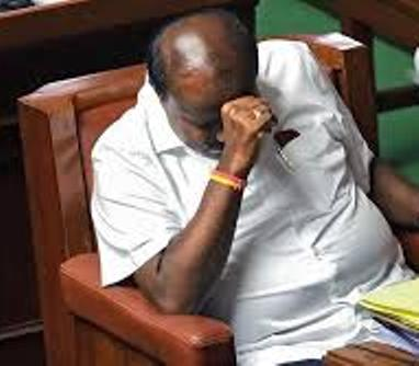 Kumaraswamy Exits, Sorriest Episode In Karnataka Politics Comes To An End