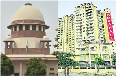 Amrapali Case: Supreme Court Bats For Home Buyers