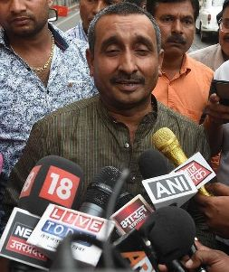 Why Is The BJP Supporting Rape-Accused Kuldeep Sengar?
