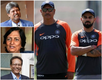 No Harm In Retaining Shastri If The CAC Thinks That The Team@@@s Happiness Matters
