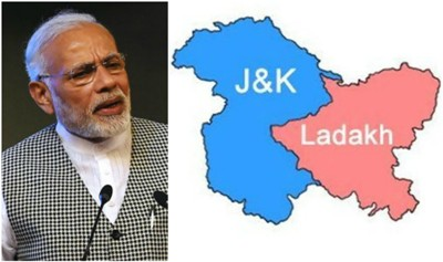 PM Modi Reaches Out To The People Of J&K And Ladakh