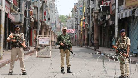 J&K: Normalcy Needs To Be Restored In The Week After Eid
