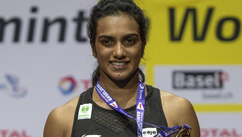 PV Sindhu Is The Mistress Of All She Surveys