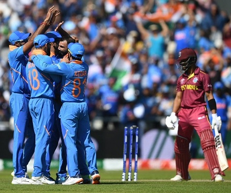 Rahane And Pacers To The Fore As India Thrash The West Indies