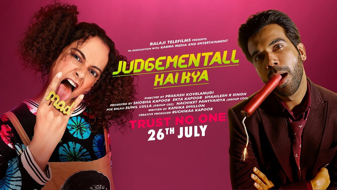 Kangana Excels In This Mad-Cap Thriller