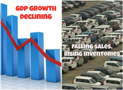 The Economy Is In Severe Distress And Needs Major Intervention