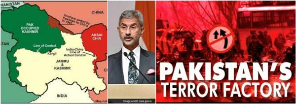 EAM S Jaishankar Says India Hopes To Have ###Physical Jurisdiction### Over Pakistan-Occupied Kashmir One Day