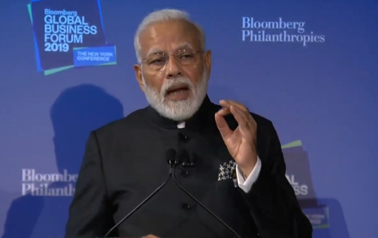 Modi Lays The Red Carpet For The Global Business Community