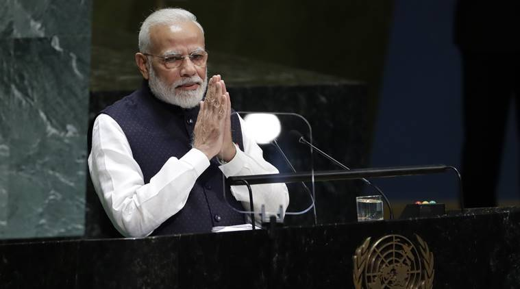 Modi At United Nations General Assembly: Focusing On Terror