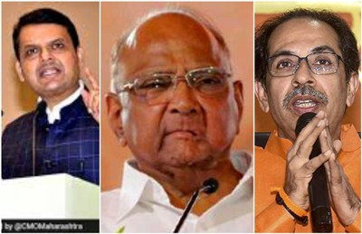 After All Games Play Out, It Will Be BJP-Shiv Sena Once More In Maharashtra