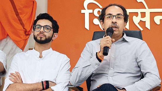 Maharashtra: Brinkmanship By The Shiv Sena Might Bring The State Under Governor@@@s Rule
