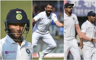 Inexperienced Bangladesh No Match For India