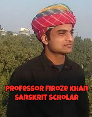 Why Can@@@t A Muslim Sanskrit Scholar Teach The Subject At BHU?