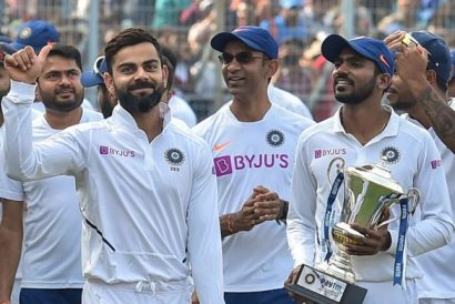The Pink Ball Test Was No Test For India