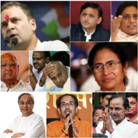 Index Of Opposition Unity After Maharashtra