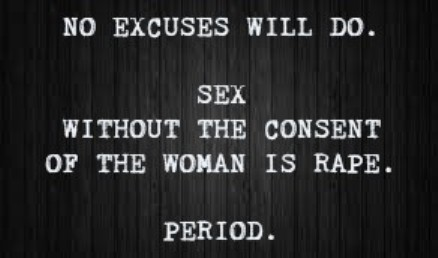 It Is Not Rape Only If It Is Consensual Sex