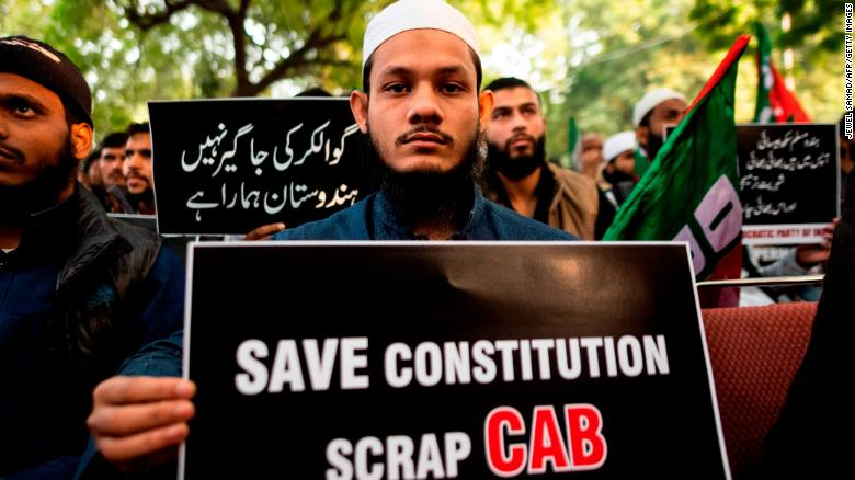 Why Are Muslims Protesting Against CAB?