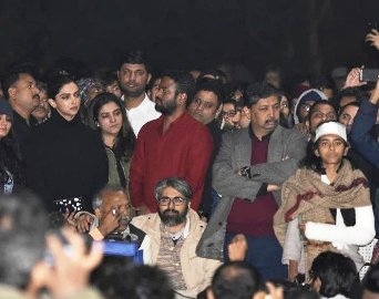 Deepika At JNU: Taking On The BJP Cannot Be A Publicity Stunt