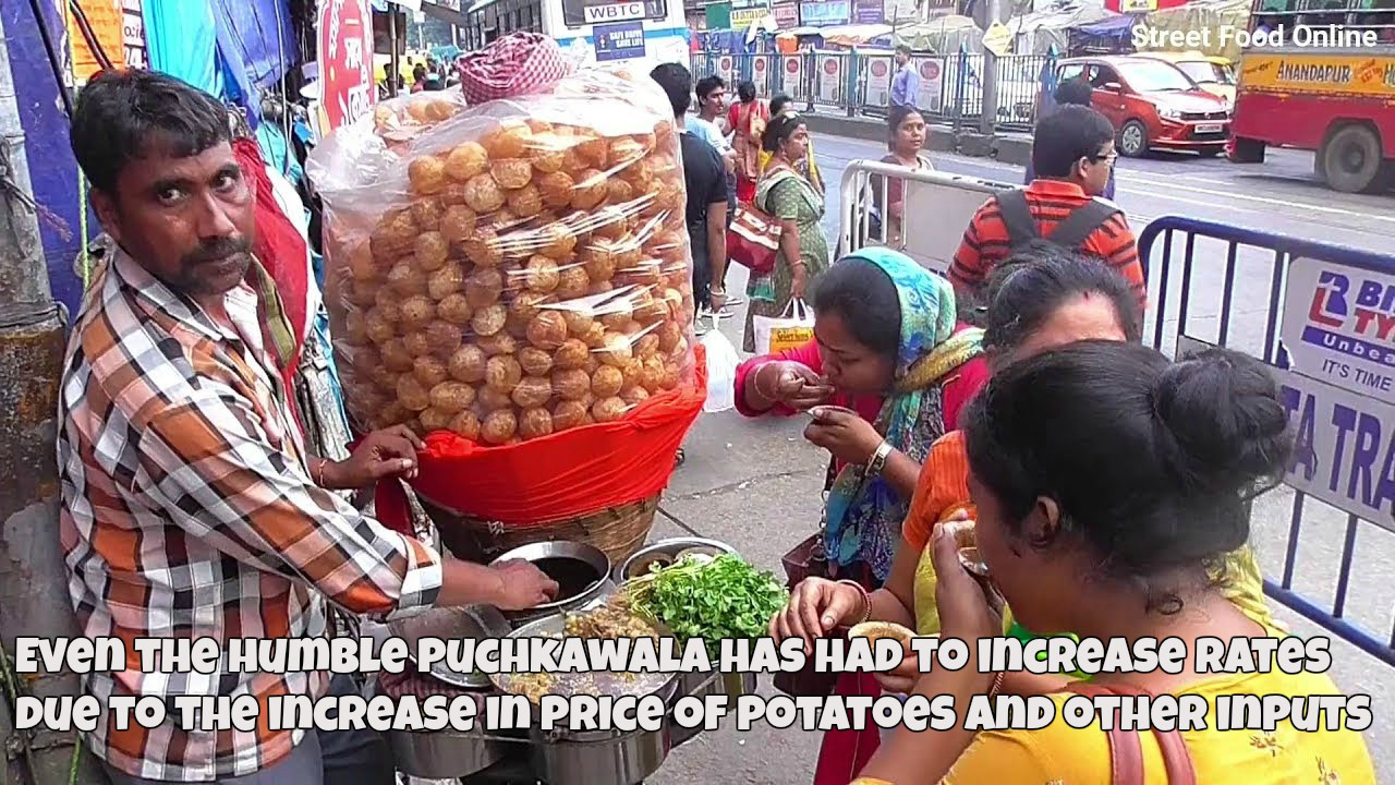 How Food Inflation Has Made Street Food Costlier Too