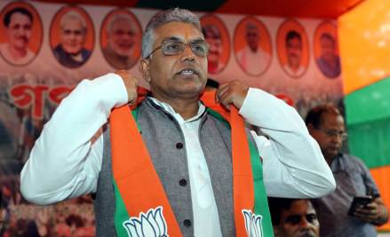 Has Dilip Ghosh Lost His Marbles?