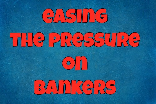 Will Bankers Now ###Lend Without Fear###?