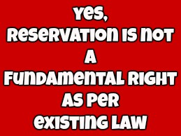 What@@@s Wrong In The Supreme Court Order On Reservations In Promotions?